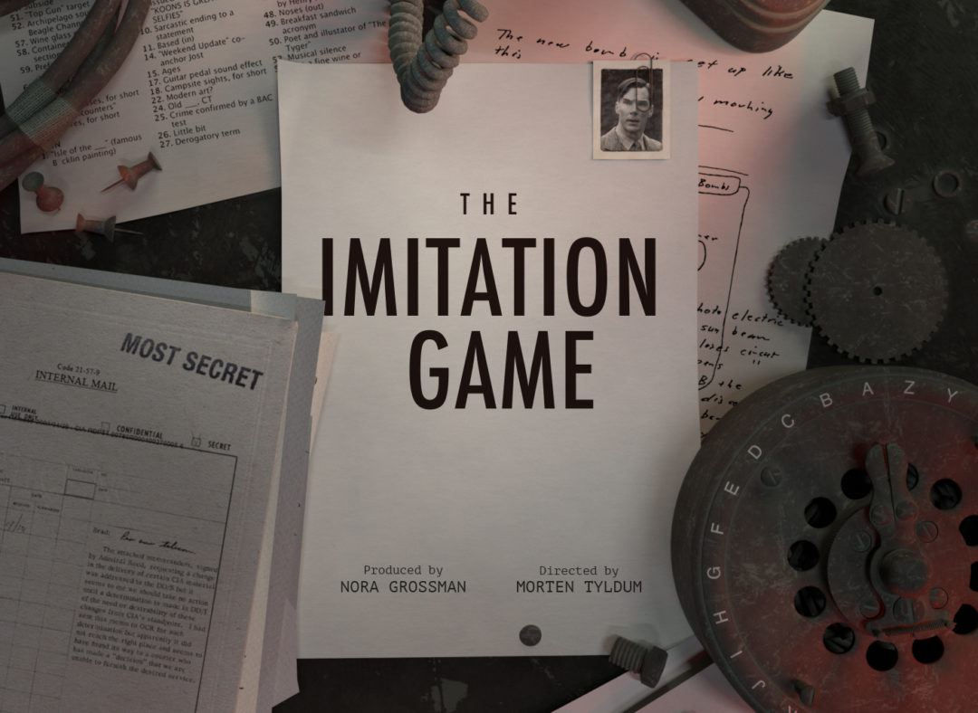2021_The Imitation Game_ Poster 1
